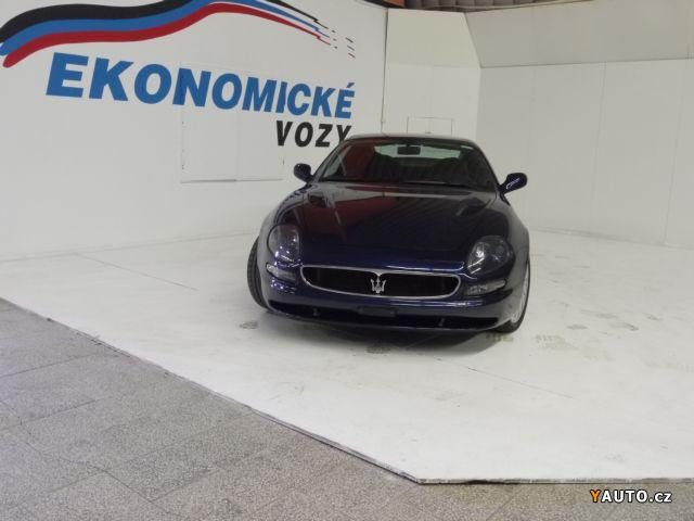 Prodám Maserati Coupe 3200GT BI TURBO, TOP STAV