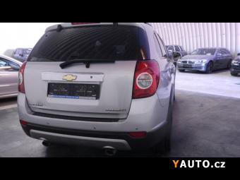 Prodám Chevrolet Captiva 2,0D AWD, rezervovano
