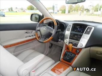 Prodám Lexus RX 400 3.3 h Hybrid, 1. maj, ČR