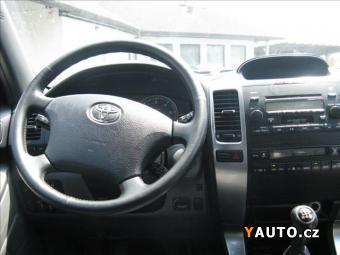 Prodám Toyota Land Cruiser 3.0 120 D-4D