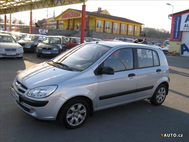 Hyundai Getz 2005 Model. Used Hyundai Getz 2005 petrol