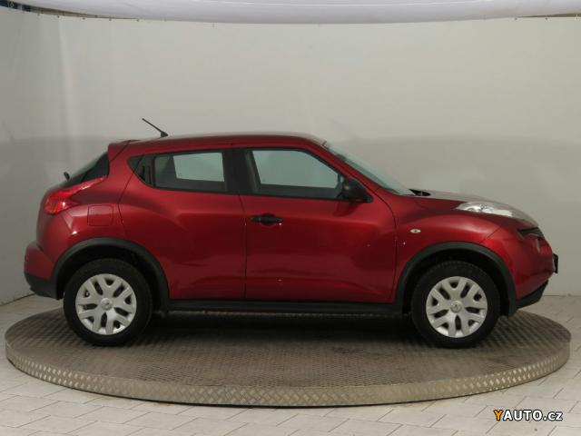 prod m nissan juke 1 6 i 86kw prodej nissan juke osobn auta. Black Bedroom Furniture Sets. Home Design Ideas