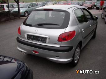 Prodám Peugeot 206 1,4 16V XS