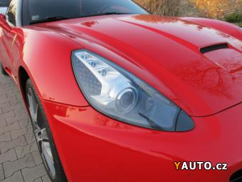 Prodám Ferrari California ČR 1. MAJITEL
