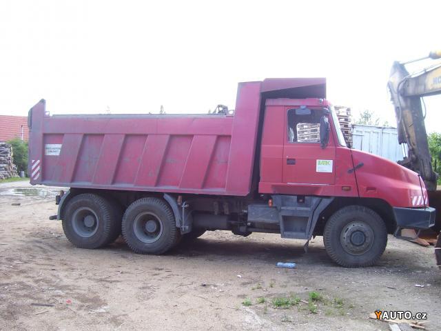 Prodám Tatra Jamal T163