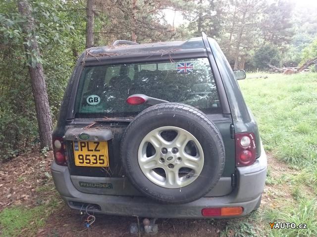 Prodám Land Rover Freelander 2.0di