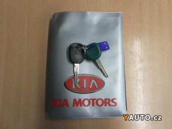 Prodám Kia Rio 1.5 LS NOVÁ TK-serviska, klima