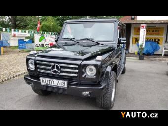 Prodám Mercedes-Benz G 400 CDI ČR AMG TOP STAV