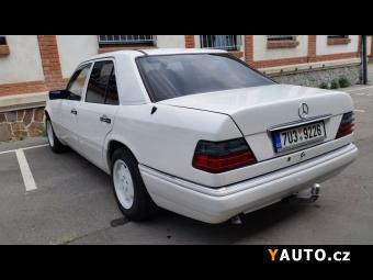 Prodám Mercedes-Benz 124 E 250D KLIMA - AUTOMAT-WEBASTO