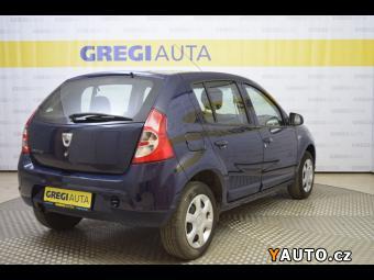 Prodám Dacia Sandero 1,2i 55kW, 1. MAJITEL