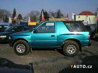 Prodám Opel Frontera 2,0 4x4 Sport