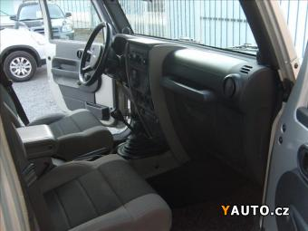 Prodám Jeep Wrangler 3,8 6V 6V UNLIMITED 6V UNLIMIT