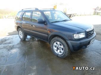 Prodám Opel Frontera 2, 2 16 V