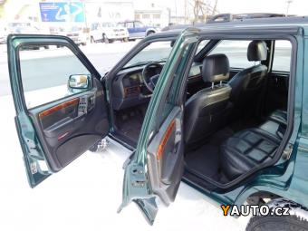 Prodám Jeep Grand Cherokee 2.5TD bez koroze