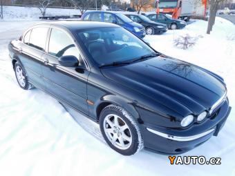 Prodám Jaguar X-Type 2.1i