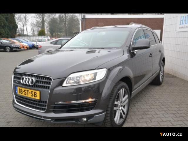 Prodám Audi Q7 3,0 Q7 TDI DPF QUATTRO TIPT