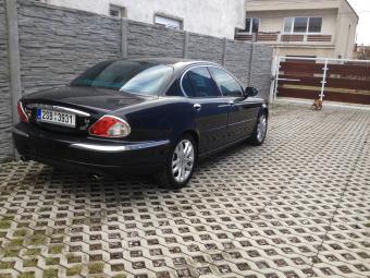 Prodám Jaguar X-Type 3, 0 benz-plyn