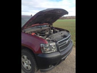 Prodám Chevrolet Suburban 5, 3L V8