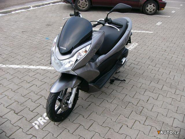 Prod 225 M Honda Pcx 125 New Prodej Ostatn 237 Motorky