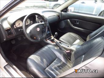 Prodám MG F 1,8 - Švýcarsko, pěkný stav