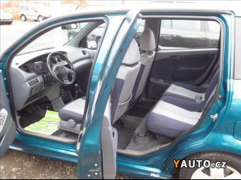 Prodám Daihatsu 1,3 16V, serviska, 2. maj.