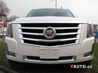 Prodám Cadillac Escalade 6,2 Luxury