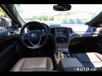 Prodám Jeep Grand Cherokee 5,7 V8 Summit