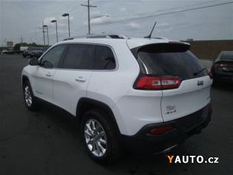 Prodám Jeep Cherokee 3,2 V6 Limited