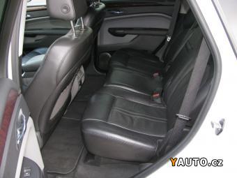 Prodám Cadillac SRX 3,0 Luxury
