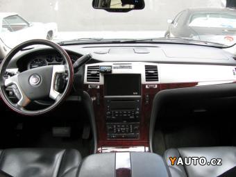 Prodám Cadillac Escalade EU LPG