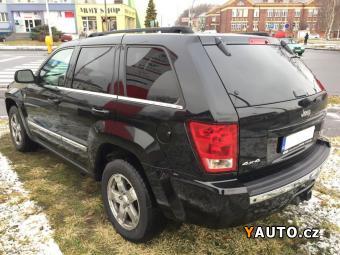 Prodám Jeep Grand Cherokee 5,7HEMI Limited