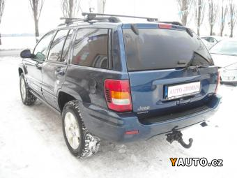 Prodám Jeep Grand Cherokee 2,7 CRD Limited