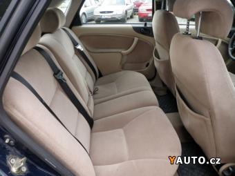 Prodám Saab 9-3 2.0i 96 kW, LPG