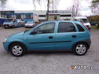 Prodám Opel Corsa 1.7DTi, 55 kW, KLIMA, elegance
