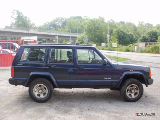prod m jeep cherokee 2 5 td prodej jeep cherokee osobn auta. Black Bedroom Furniture Sets. Home Design Ideas