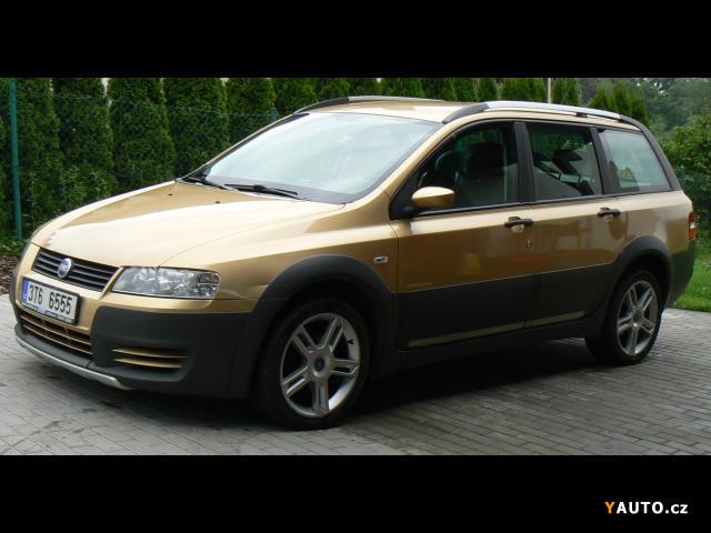 Prod 225 M Fiat Stilo Multiwagon Uproad Prod 225 No Prodej Fiat