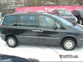 Prodám Lancia Phedra 2,2 Hdi TOP STAV