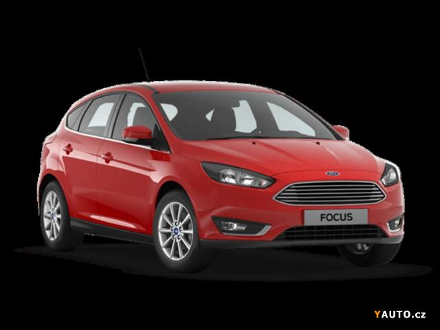 Prodám Ford Focus 1,6 Duratec Trend