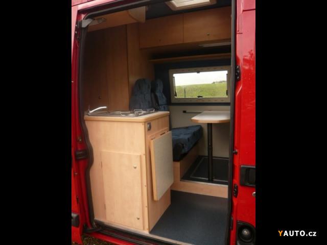 Prod m renault master dci 100 prodej ostatn karavany for Master ohne nc bwl