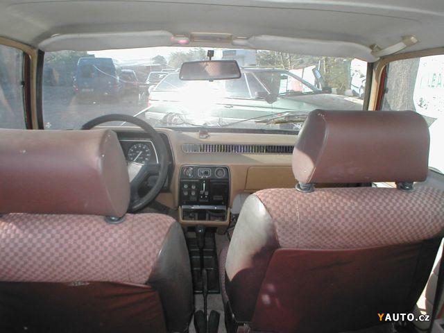 Prodám Chrysler Simca 1307 GLS prodej Ostatní Osobní auta
