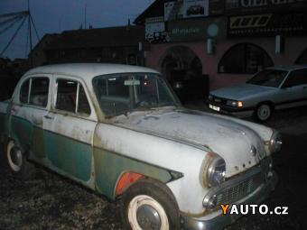Prodám Moskvič 407