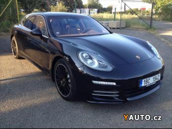 Prodám Porsche Panamera 3,0 4S EXECUTIVE PDK, model