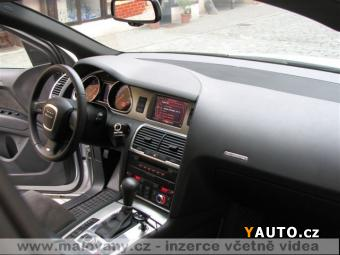 Prodám Audi Q7 3,0 TDI 171kW S-Line 171kW