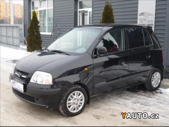 Prodám Hyundai Atos 1,1 SERVISKA, 68TKM