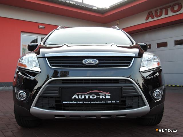 prod m ford kuga 2 0tdci titanium automat prodej ford kuga osobn auta. Black Bedroom Furniture Sets. Home Design Ideas