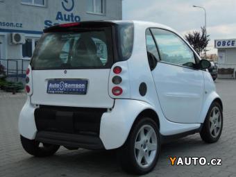 Prodám Smart Fortwo 0.6i *AUTOMAT*