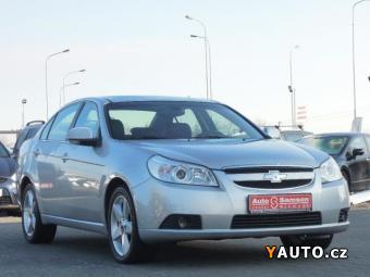 Prodám Chevrolet Epica 2.0 i *AUTOKLIMA*LPG*
