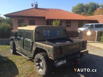 Prodám Hummer H1 6.5TD cabrio