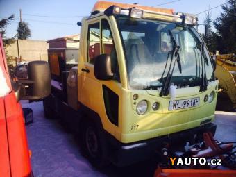 Prodám Multicar M 30 2,8TDI 4x4, Plný komunál