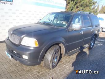 Prodám Lincoln Navigator 5.4 V8, TAŽNÉ, LPG